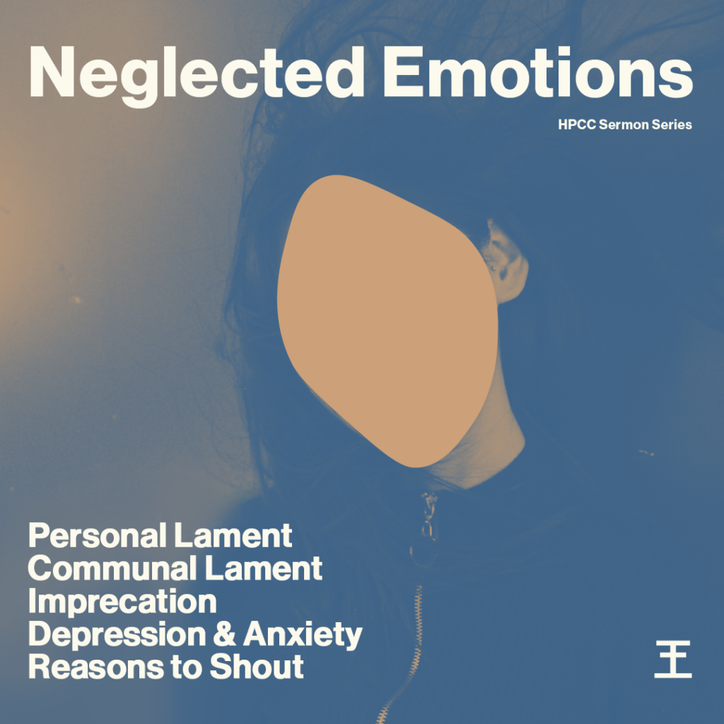 Neglected Emotions