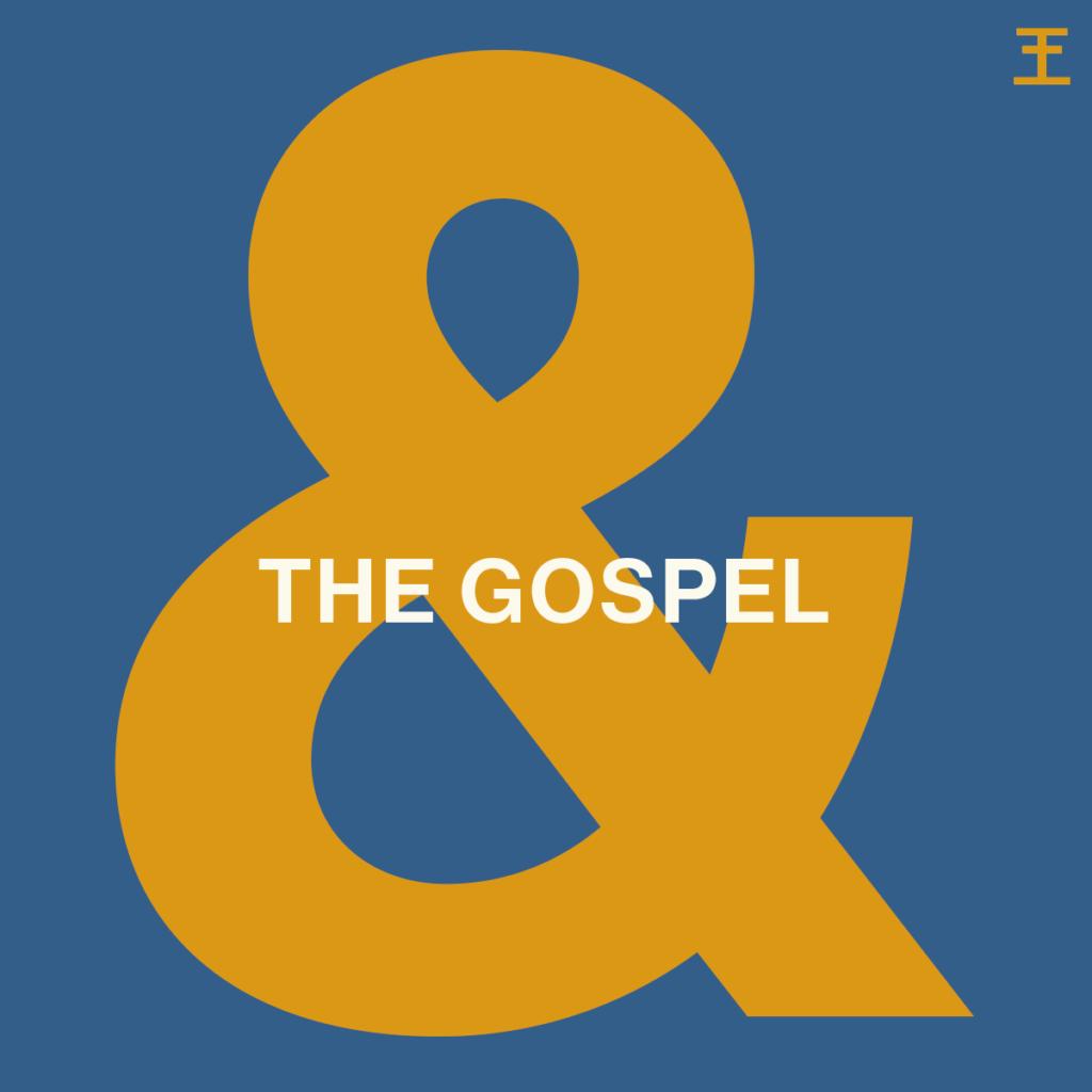 The Gospel & series web banner
