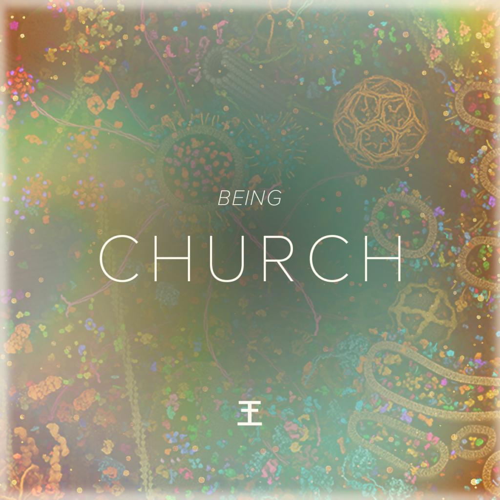 Being church web series banner